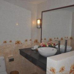 Отель Tra Que Riverside Homestay 2* Улучшенный номер с различными типами кроватей фото 7