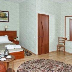 Отель Рязань комната для гостей фото 3