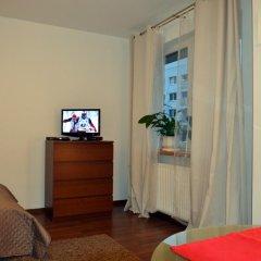 Отель Great Apart Kabaty Студия с различными типами кроватей фото 12