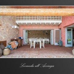 Отель Locanda Acciuga Лимена интерьер отеля