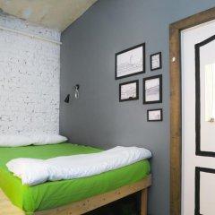 АРТ хостел Культура Номер Эконом с разными типами кроватей (общая ванная комната) фото 5