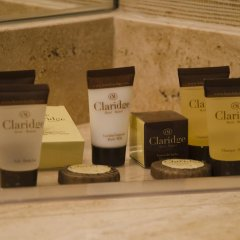 Hotel Claridge Madrid 4* Стандартный номер с различными типами кроватей фото 6