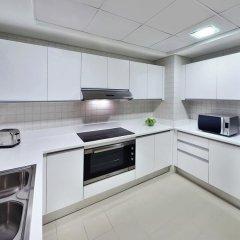 Отель DoubleTree by Hilton Dubai Jumeirah Beach 4* Семейный люкс с 2 отдельными кроватями фото 5