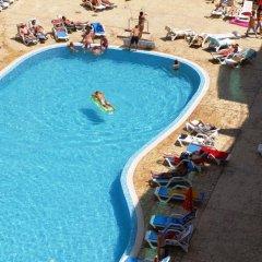 Отель Apartament TSO Bułgaria Sunny Beach Солнечный берег бассейн фото 3