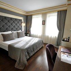 Levni Hotel & Spa 5* Люкс с двуспальной кроватью фото 14