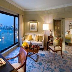 Отель Mandarin Oriental, Bangkok 5* Номер Делюкс с различными типами кроватей фото 3