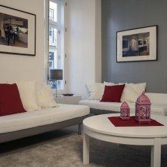 Отель T Lisbon Rooms InSuites Лиссабон комната для гостей фото 4