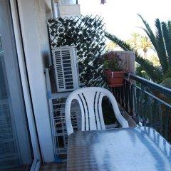 Отель Appartement hotel azur Франция, Ницца - отзывы, цены и фото номеров - забронировать отель Appartement hotel azur онлайн балкон