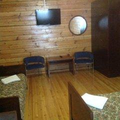 Гостевой Дом Олимпия Стандартный семейный номер с двуспальной кроватью фото 10
