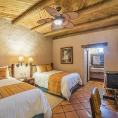Hotel Mision Cerocahui 2* Стандартный номер с различными типами кроватей фото 4