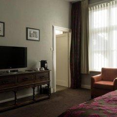 Отель Duc De Bourgogne Бельгия, Брюгге - отзывы, цены и фото номеров - забронировать отель Duc De Bourgogne онлайн удобства в номере фото 2