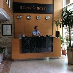 Hotel Ilicak интерьер отеля