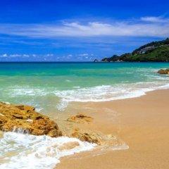 OYO 118 Beach Walk Stay Hotel пляж