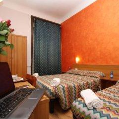 Hotel Brasil Milan Стандартный номер с 2 отдельными кроватями