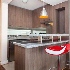 Отель myLUXAPART Las Condes Апартаменты с различными типами кроватей фото 13