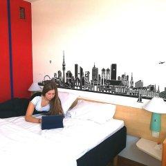 Отель ibis Muenchen City Nord 2* Стандартный номер с различными типами кроватей фото 2