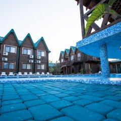 Гостиница Russkiy Stil бассейн