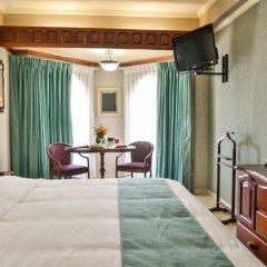 Hotel Plaza Del Libertador 3* Номер Делюкс с различными типами кроватей фото 2