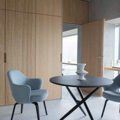 Placid Hotel Design & Lifestyle Zurich 4* Люкс с различными типами кроватей фото 19