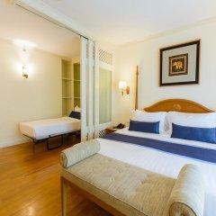 Отель Centre Point Sukhumvit 10 4* Люкс Премиум с различными типами кроватей фото 3