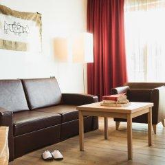Hotel Schwarzschmied 4* Улучшенный номер