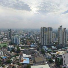 Отель Hilton Colombo Residence 5* Люкс с различными типами кроватей фото 3
