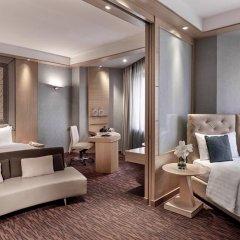 M Hotel Singapore 4* Номер Делюкс с различными типами кроватей фото 3