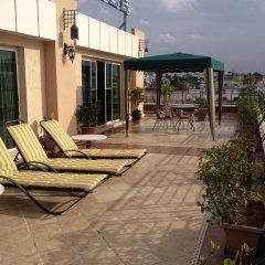 Helnan Chellah Hotel бассейн
