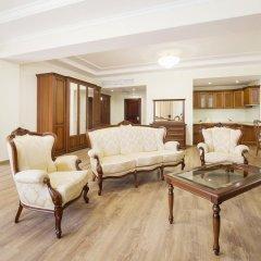 Гостиница Звёздный WELNESS & SPA Апартаменты с двуспальной кроватью фото 13
