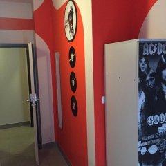 La Guitarra Hostel Стандартный номер с различными типами кроватей фото 3