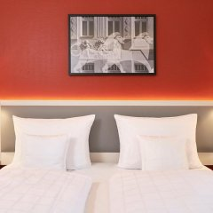 Best Western Hotel Leipzig City Centre 3* Стандартный номер с различными типами кроватей фото 4