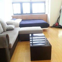 Апартаменты Edencity Apartment Samsung Coex Station комната для гостей