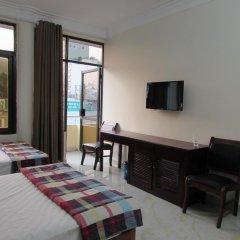 Viet Nhat Halong Hotel 2* Номер Делюкс с двуспальной кроватью фото 13