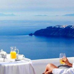 Отель Irini Villas Resort Греция, Остров Санторини - отзывы, цены и фото номеров - забронировать отель Irini Villas Resort онлайн питание фото 2