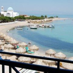 Hotel Alexandra пляж фото 2