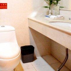 Pazhou Hotel 3* Стандартный номер с различными типами кроватей фото 4