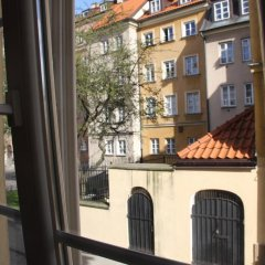 Отель Barbakan Apartament Old Town балкон