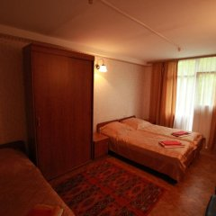 Смена Адлеркурорт Отель 2* Номер Эконом с разными типами кроватей (общая ванная комната)