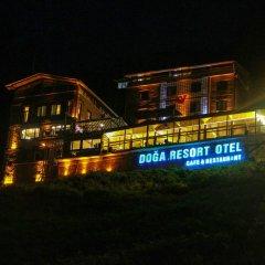 Отель Ayder Doga Resort вид на фасад