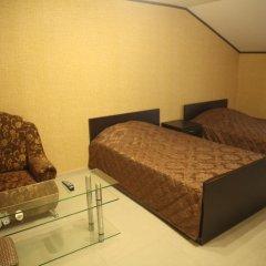 Гостиница Gold Mais 4* Номер Эконом с различными типами кроватей фото 7