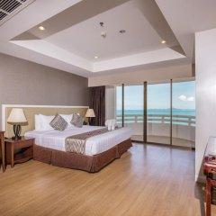 Отель D Varee Jomtien Beach 4* Стандартный номер с различными типами кроватей фото 14