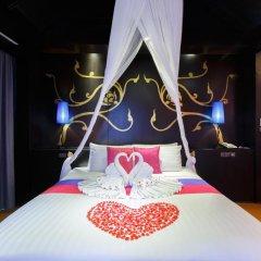 Отель Aquamarine Resort & Villa 4* Вилла с различными типами кроватей фото 25