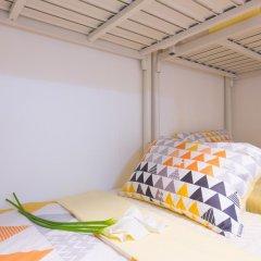 Отель Stay Now Guest House Hongdae Стандартный номер с различными типами кроватей фото 8