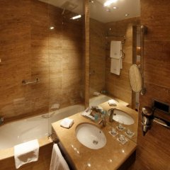 Отель Eurostars Budapest Center 4* Улучшенный номер с различными типами кроватей