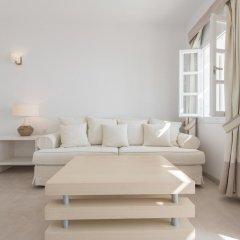 Отель Santorini Secret Suites & Spa 5* Вилла Junior с различными типами кроватей фото 7