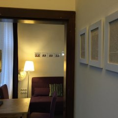 Апартаменты Club Apartment Budapest интерьер отеля