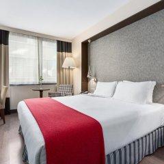 Отель NH Brussels Louise 4* Стандартный номер с разными типами кроватей фото 2