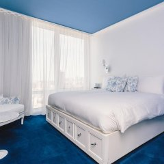 Отель NoMo SoHo 4* Стандартный номер с различными типами кроватей фото 7