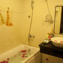 A25 Hotel - Nguyen Cu Trinh 2* Номер Делюкс с различными типами кроватей фото 2