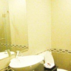 Aleaf Bangkok Hotel ванная